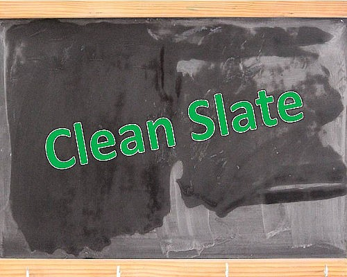 What is the Clean Slate law and how can it help me?