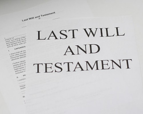 The Formal Reading of the Will